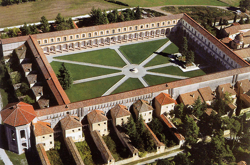 charterhouse in italy: the padula charterhouse